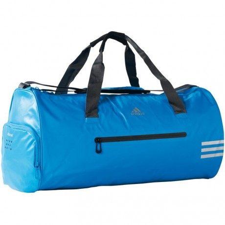 ADIDAS ClimaCool Teambag M 側背包 手提包 健身 藍 【運動世界】 AJ9732