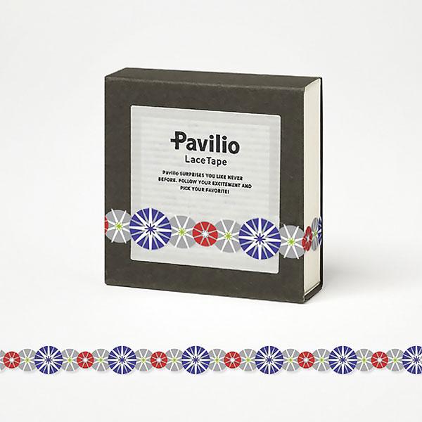 【日本Pavilio】風格膠帶MINI系列F-MI10TP特瑪麗紫捲