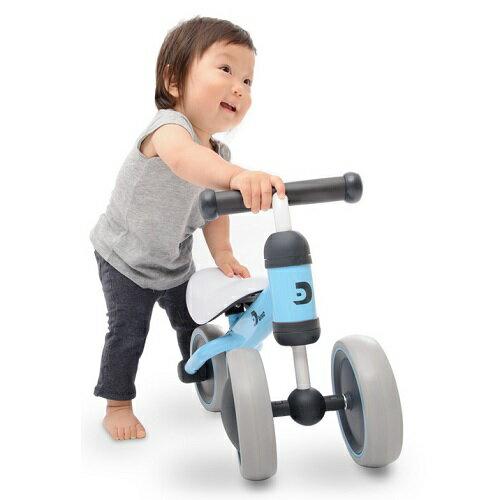 寶寶滑步平衡車-天空藍/ BLUE / D-bike mini/ 學步車/ IDES/ 伯寶行