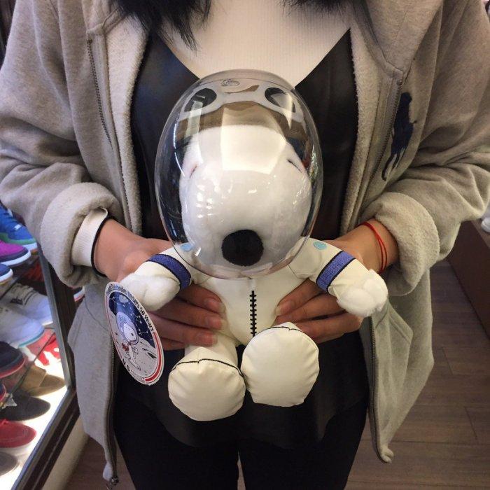 BEETLE 美國環球影城  SNOOPY 史努比 太空人 太空版 50週年  玩偶 娃娃