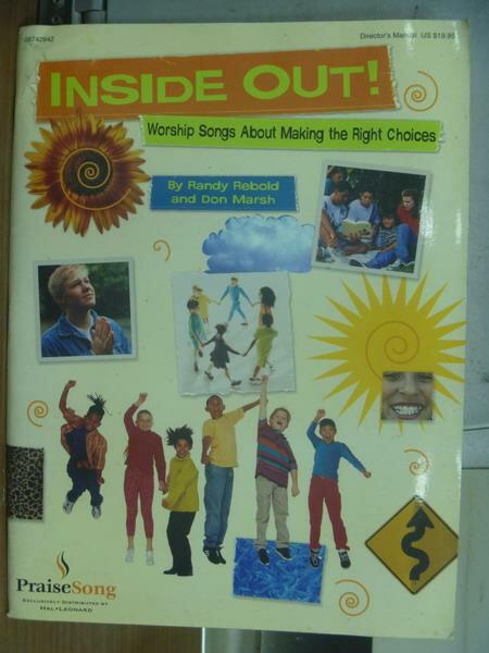 【書寶二手書T3/語言學習_PDO】Inside Out!_PraiseSong
