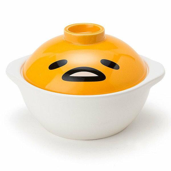 X射線【C806159】蛋黃哥陶瓷砂鍋,土鍋/陶鍋/單人碗/廚具/