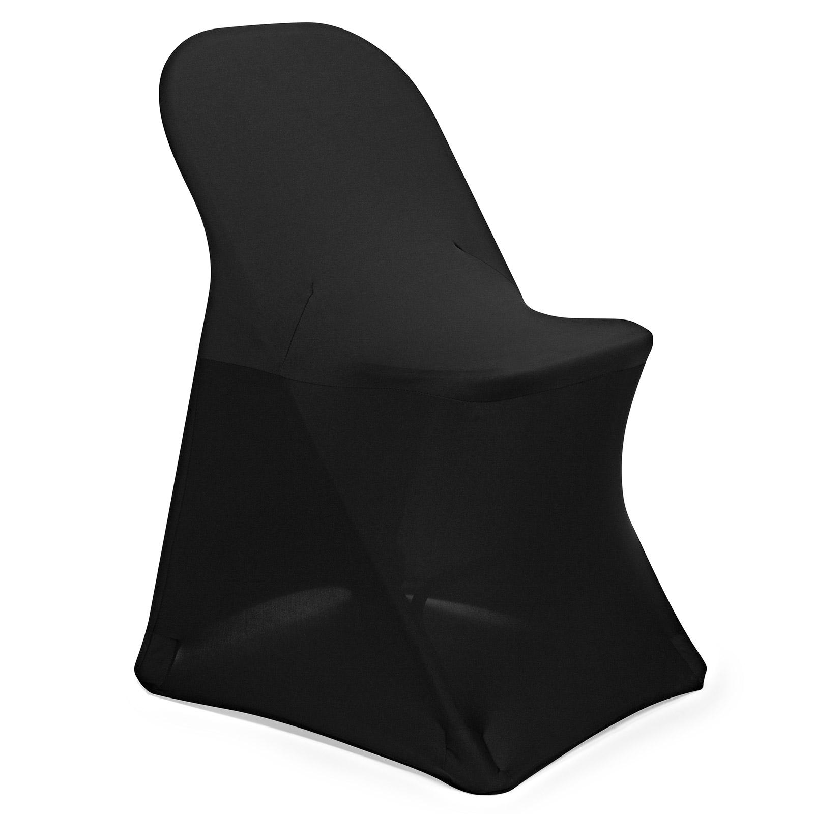 Outstanding Mix Wholesale Lanns Linens 10 Pcs Black Spandex Folding Camellatalisay Diy Chair Ideas Camellatalisaycom