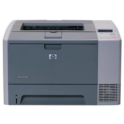 HP Laserjet 2420DN Monochrome Duplex Network Workgroup Printer (Q5959A) 0