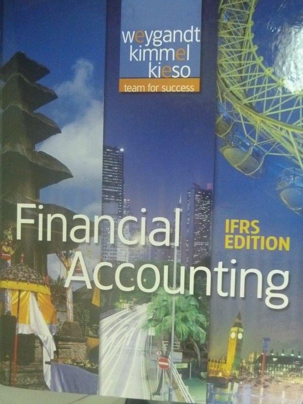 【書寶二手書T2/大學商學_WFI】Financial Accounting IFRS