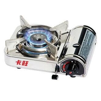 卡旺 火忍者不鏽鋼 mini瓦斯爐 K1-1688S