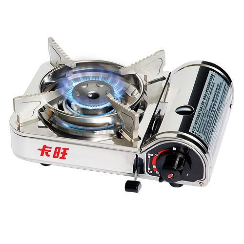 卡旺火忍者不鏽鋼mini瓦斯爐K1-1688S