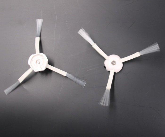 掃地機器邊刷(2入)- 適用於米家 小米掃地機器人 配件濾網 耗材配件【居家達人-MI001】