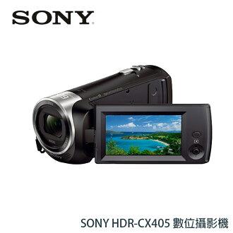 [喬傑數位]SONY HDR-CX405 數位攝影機