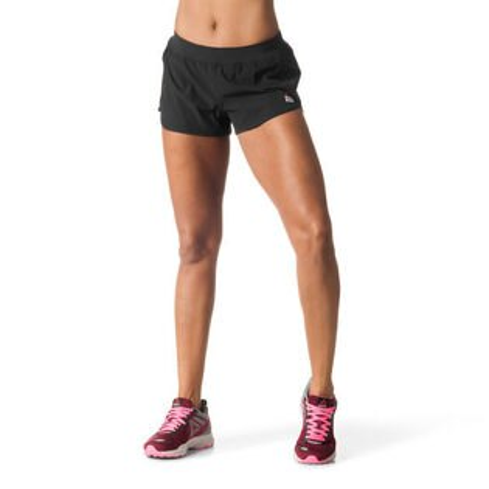 REEBOKCROSSFITASSTOANKLESHORT女裝短褲慢跑排汗舒適黑【運動世界】BK1094