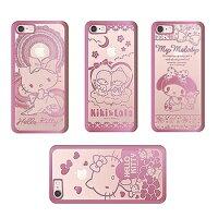 小熊維尼周邊商品推薦【Sanrio】APPLE iPhone 7 Plus (5.5吋) 玫瑰金系列 電鍍保護軟套