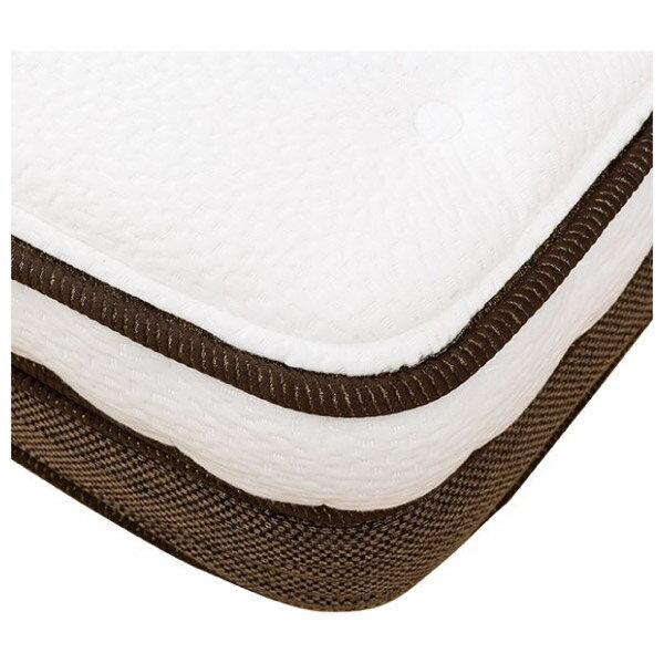◎硬質彈簧 獨立筒彈簧床 床墊 N-SLEEP H1-CR 單人 NITORI宜得利家居 4