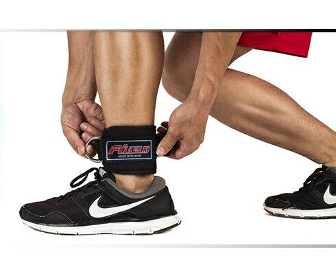 【Fitek健身網】腳環扣帶/單支☆腳踝綁帶☆腳踝拉力帶☆下半身訓練👉腿部臀部訓練☆腳環腳扣☆拉力繩/重訓配件㊣台灣製