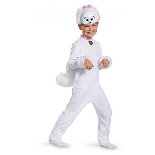 The Secret Life Of Pets - Gidget Classic Costume for Kids a850d0400dee9f34ccc9cffb9b88d333