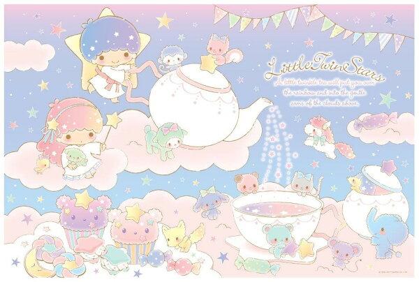 LittleTwinStars甜點茶會拼圖1000片