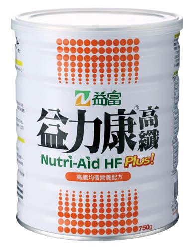 益富 益力康高纖 750G【美十樂藥妝保健】