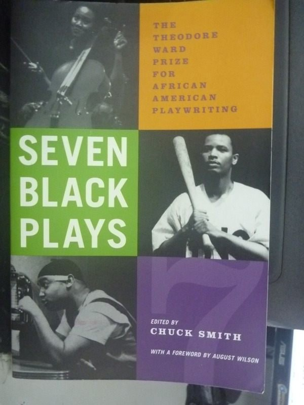 【書寶二手書T3/藝術_QJO】Seven Black Plays: The Theodore