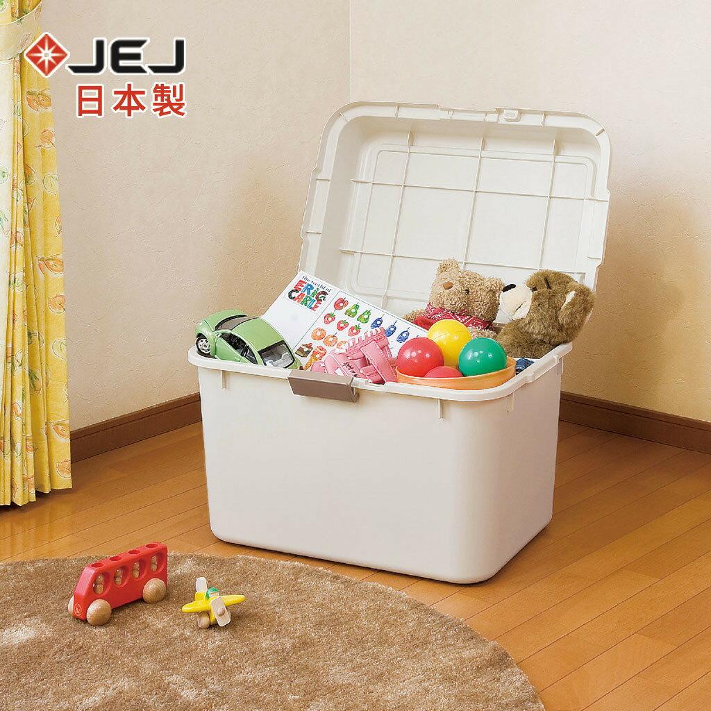 日本JEJ 戶外室內大型收納箱-69L 0