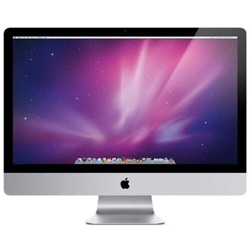 "Apple iMac MC509LL/A Desktop Computer - Intel Core i3 Dual-core 3.20 GHz - All-in-One 4 GB DDR3 SDRAM - 1 TB HDD - DVD-Writer (DVDR/RW)Dual-Layer Media Support: Yes - Gigabit Ethernet - Wi-Fi: Yes - IEEE 802.11n - Bluetooth: Yes - 21.5"" Active Matrix TF 0"