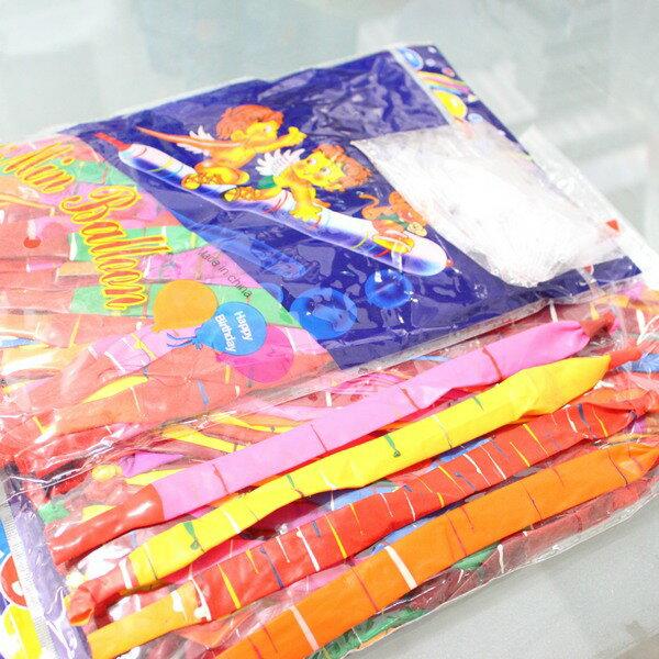 一般火箭汽球火箭氣球飛箭汽球一袋20大包(一包100個入){定400}