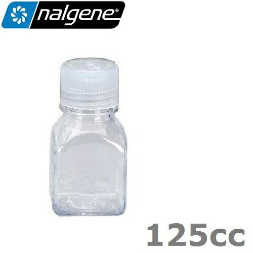 Nalgene 方型儲存罐(小) /透明罐/調味罐/儲存瓶/耐熱塑膠瓶/三種尺寸 562015 125ml