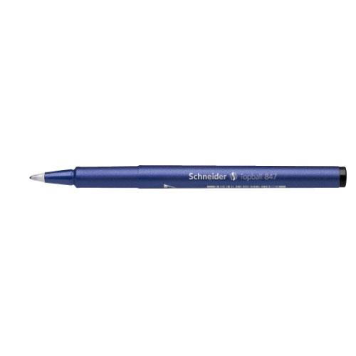 【施奈德】 847 黑色 鋼珠筆0.5mm