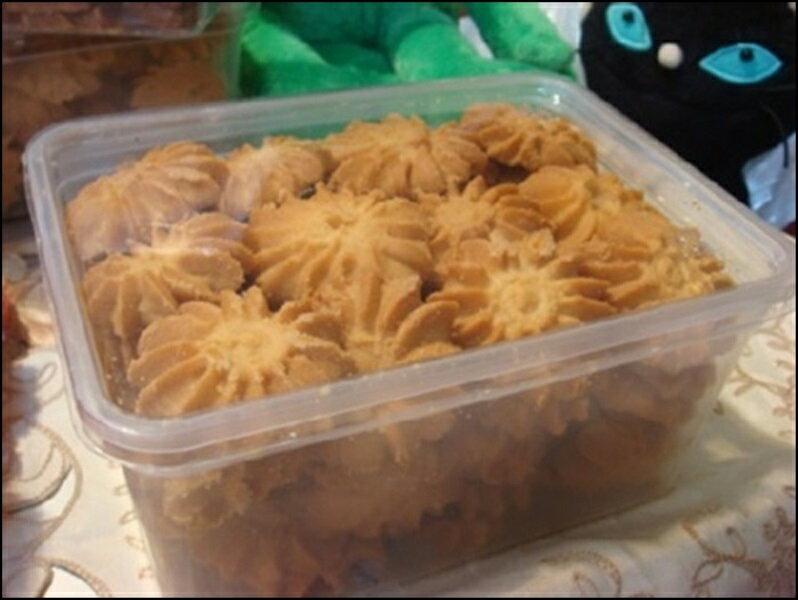 手工餅乾 客製化 (2種容量可選擇) 6