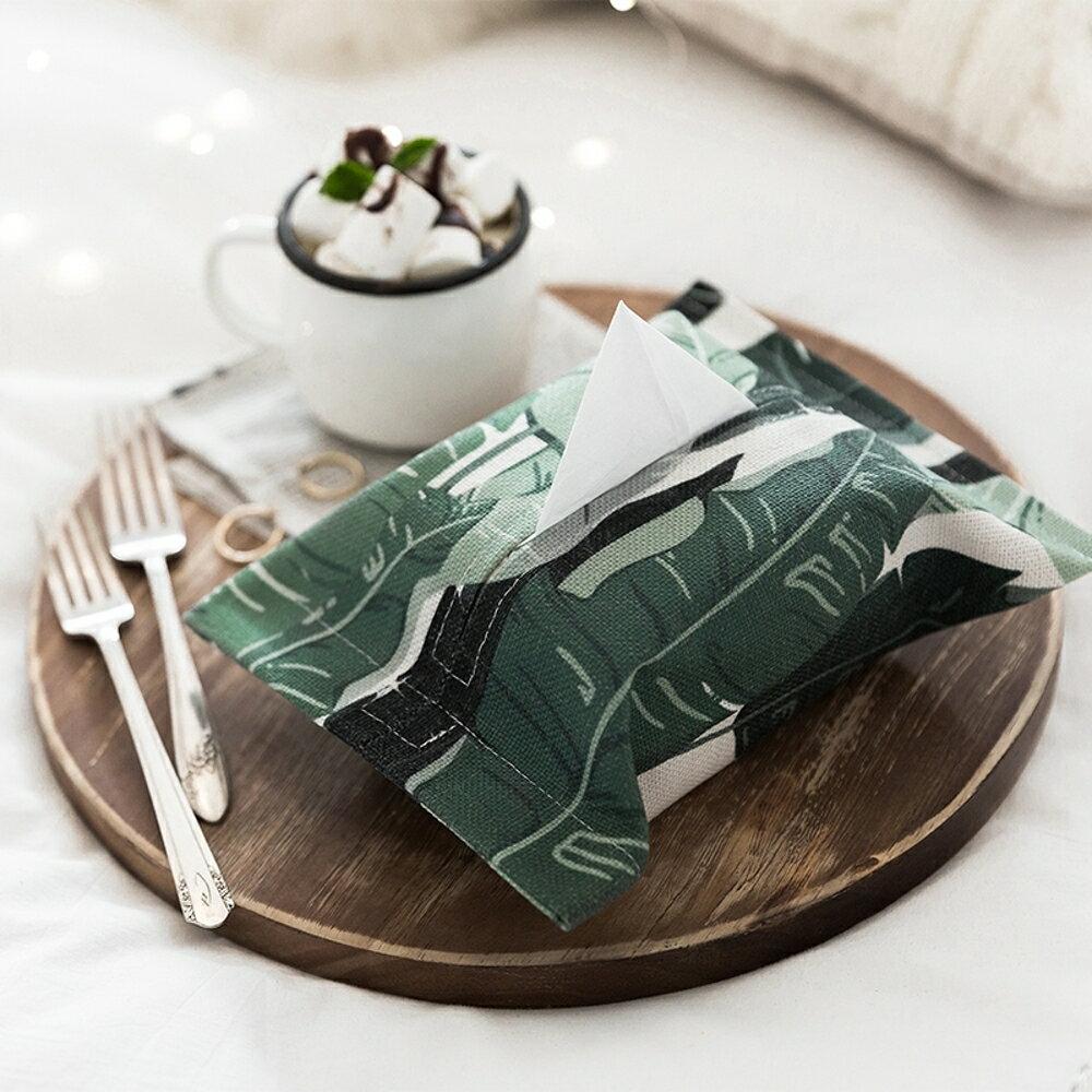 ✤宜家✤時尚可愛面紙套 創意抽取紙巾盒56