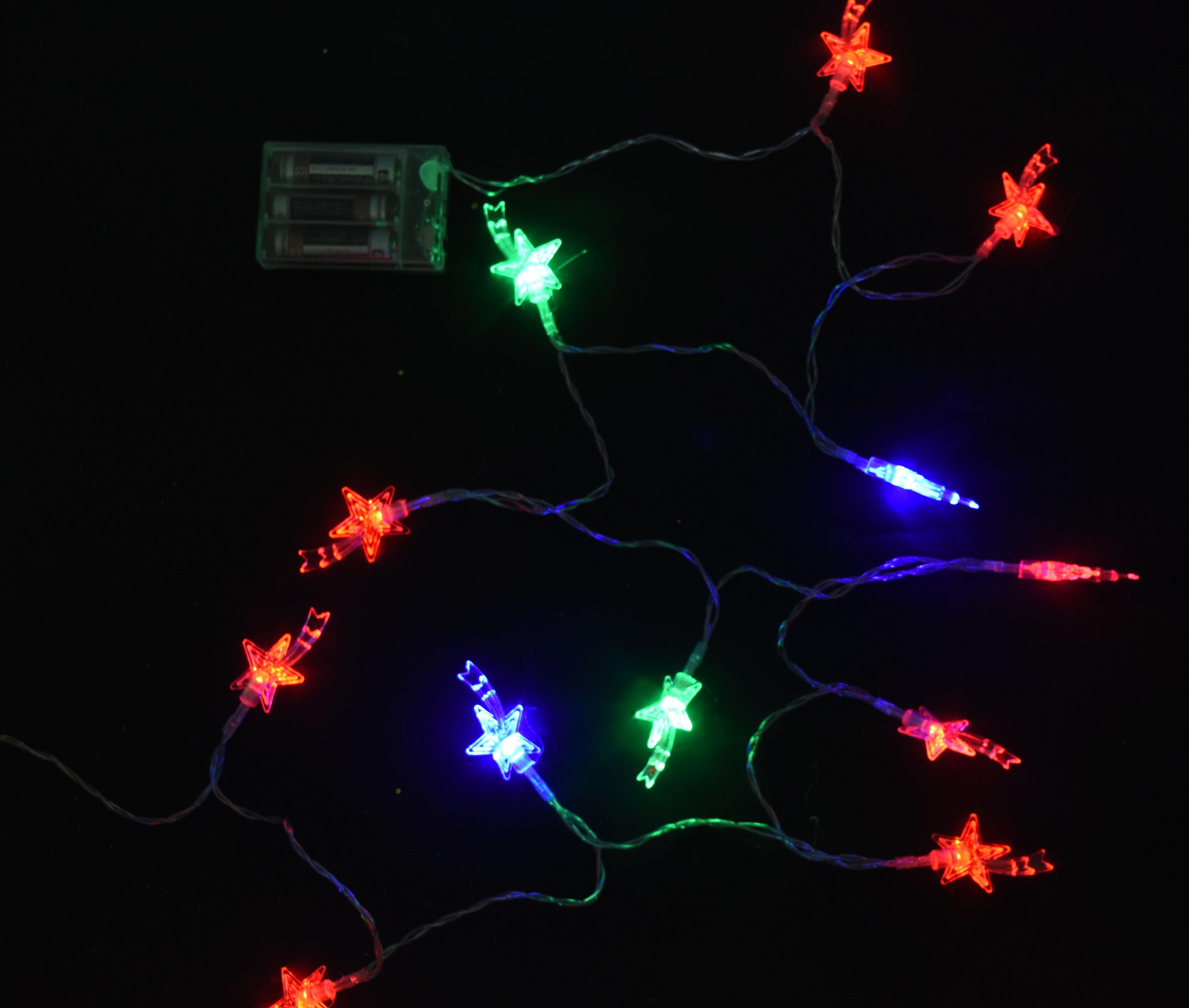 X射線【X411557】20燈LED流星電池燈(彩光),聖誕樹/LED/聖誕燈飾/造型燈/聖誕佈置/裝飾燈/聖誕樹
