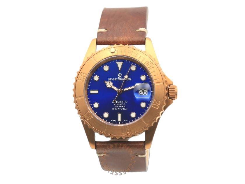 REVUE THOMMEN 梭曼 Diver XL Automatic Men's Watch REF. 17571.2595 0