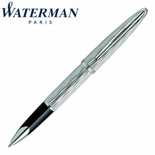 【華特曼WATERMAN】頂級海洋系列浪潮白夾鋼珠筆W0909870支
