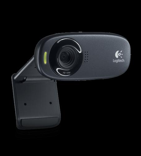 ★原廠公司貨附發票★ 羅技 Logitech HD 網路攝影機 C310 HD Webcam 卡爾蔡司 內建麥克風