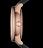 MIDO 美度 BARONCELLI 永恆系列M007.207.36.036.00 / 34mm 2