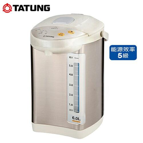 大同6L溫控熱水瓶TLK-645EA【愛買】