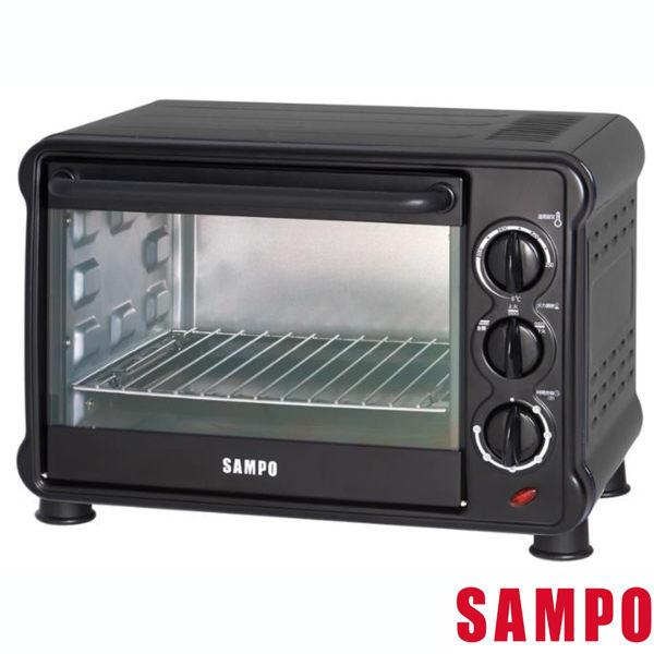 95折起 ◤A級福利出清品‧限量搶購中◢ SAMPO聲寶 20L電烤箱 KZ-PB20