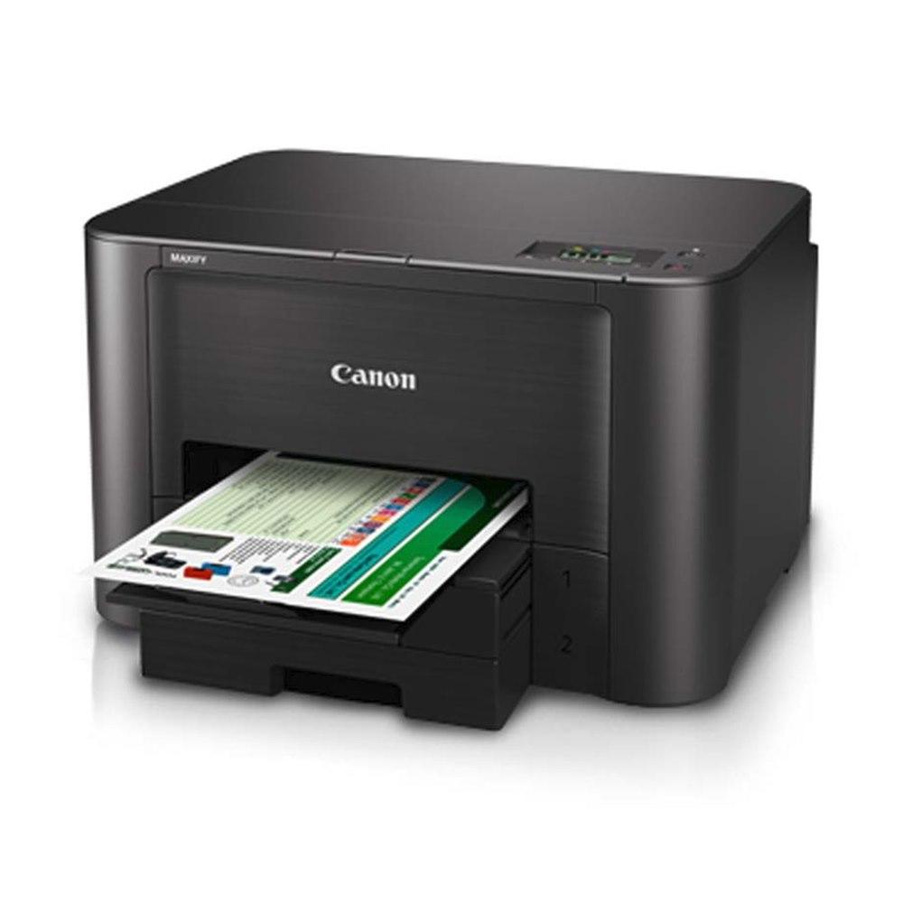 Canon MAXIFY iB4170 商用彩色噴墨印表機提供高速列印-WiFi列印/雲端列印