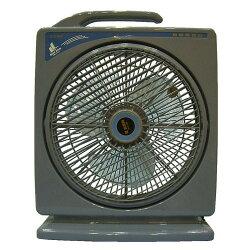 【嘉麗寶】10吋冷風箱扇 SN-1005