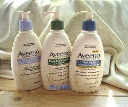 Realhome 美國 Aveeno 天然燕麥 24小時保濕潤膚乳液 新到貨