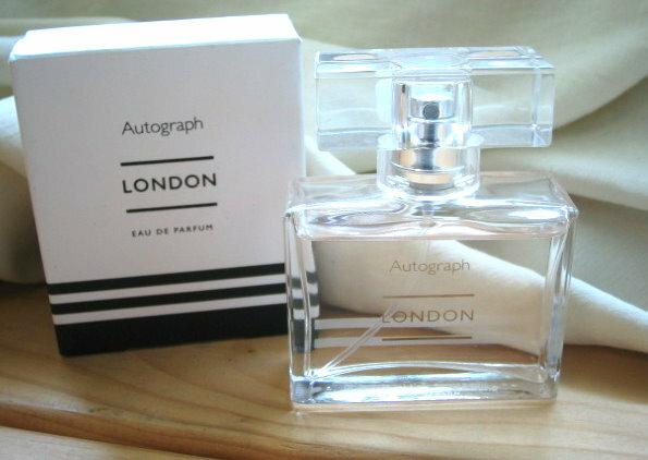 *Realhome* 英國馬莎 Marks & Spencer 限量香水 LONDON 倫敦 30ml