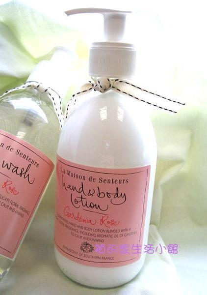 Realhome 英國 Marks & Spencer 法式風情 保濕手部身體乳 槴子玫瑰