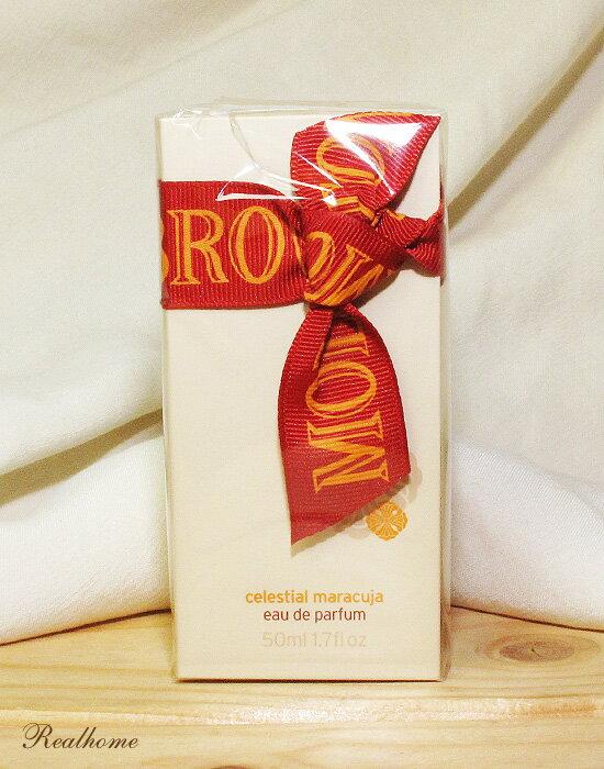 Realhome 英國名牌 Molton Brown 百香果香水 50ml ~奢華果香