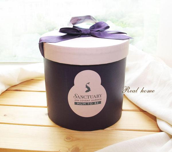 Realhome:Realhome英國Sanctuary聖活泉-媽咪系列圓形禮盒獻給媽媽的最佳禮物