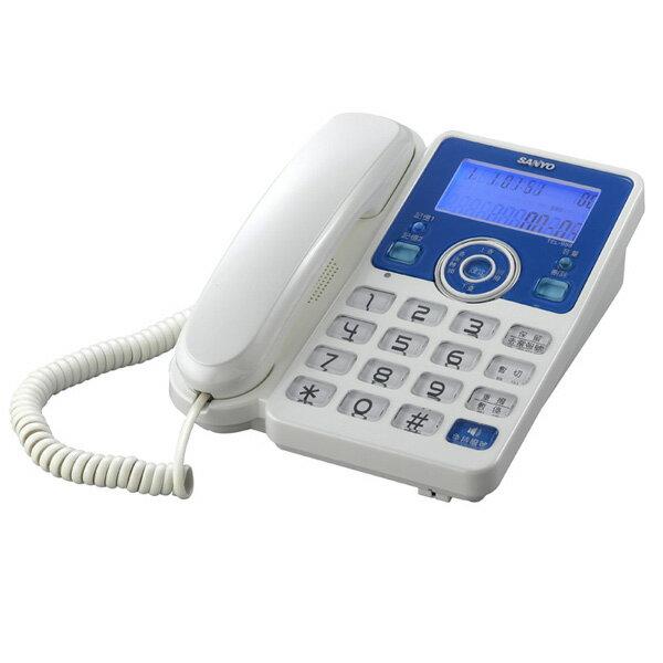 三洋 SANYO 來電顯示有線電話機 TEL-988