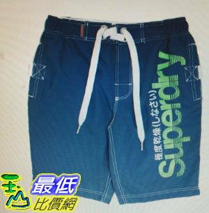 [COSCO代購 如果沒搶到鄭重道歉] Superdry 男款衝浪短褲 W1134072