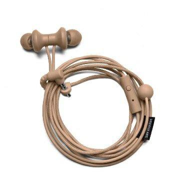 志達電子 Kransen beige 牛奶棕 Urbanears 瑞典設計 耳道式耳機 For Android Apple