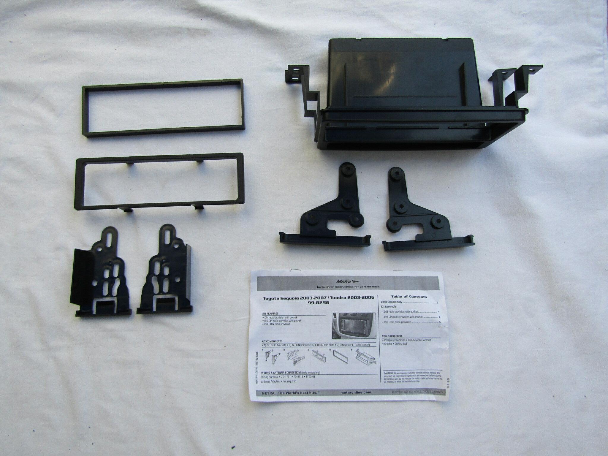 METRA 707901 Radio Wiring Harness Turbowire