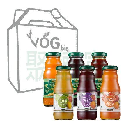 VOG農家瑞100%有機天然蔬果汁-24入