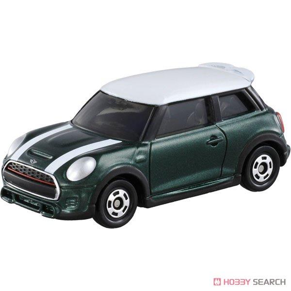 【真愛日本】17112800005 TOMY小車初回限定-Mini Cooper綠 收藏 擺設 裝飾品 模型 玩具汽車