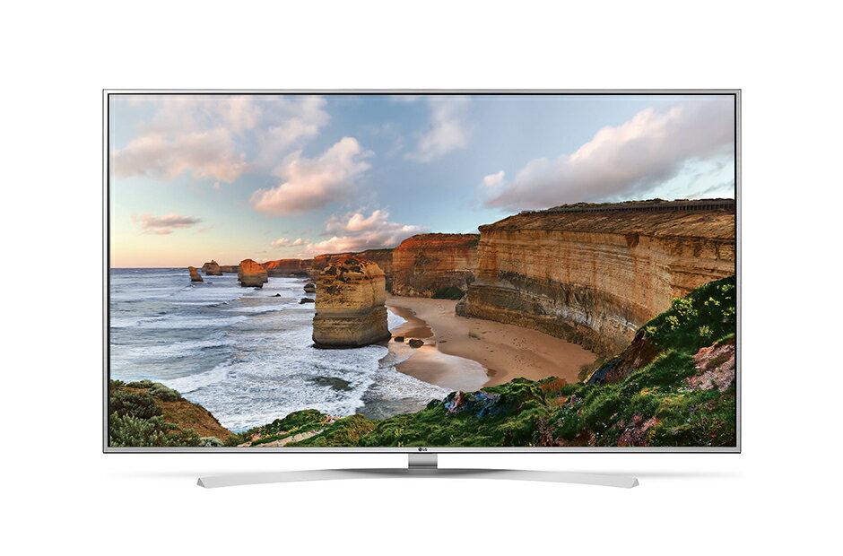 LG樂金 55吋 SUPER UHD 4K LED Smart 液晶電視 55UH770T*熱線02-2847-6777
