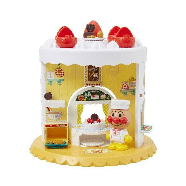 17110200008 蛋糕屋玩具-ANP new Anpanman 麵包超人 兒童玩具 真愛日本